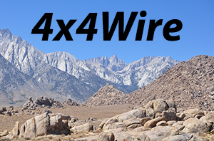 4x4Wire is for you, your 4x4 and access issues that interest four-wheelers